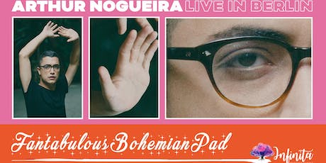 Arthur Nogueira - LIVE in Berlin tickets