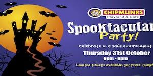 Chipmunks Bankstown Halloween Disco