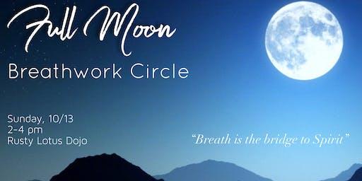 Full Moon Breathwork Circle
