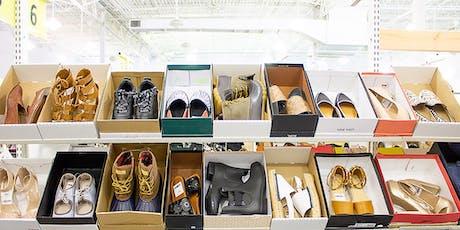 Warehouse Sale - Pop-up Shoe Store Grand Opening! Perrysburg | Toledo tickets
