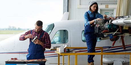 Aircraft Maintenance Technology Open House at Greenville Technical College tickets