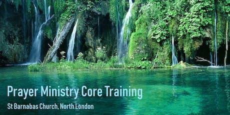 Prayer Ministry Core Training tickets