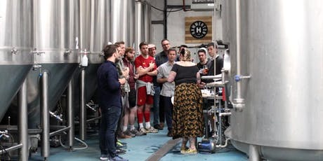 Brewery Tours at Hammerton Brewery tickets
