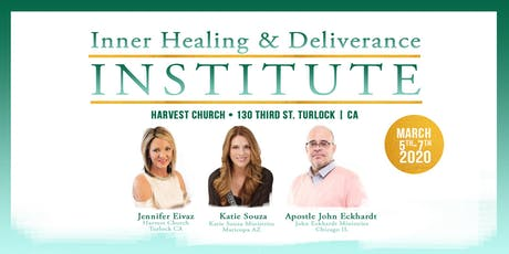 Inner Healing & Deliverance Institute tickets