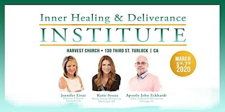 Inner Healing & Deliverance Institute tickets