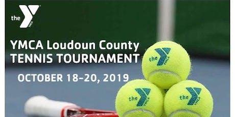 YMCA Loudoun Tennis Tournament  tickets