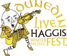 Haggis Celtic Concerts logo
