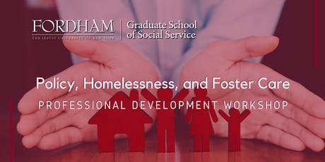 Policy, Homelessness, and Foster Care tickets