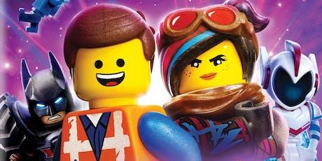 Lego Movie 2 - Family Movie Night tickets
