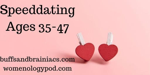 Speed Dating Party Ages 35-47- Boston Singles
