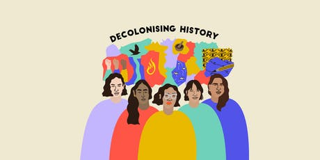 Decolonising History tickets