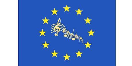 Soirée musicale européenne billets