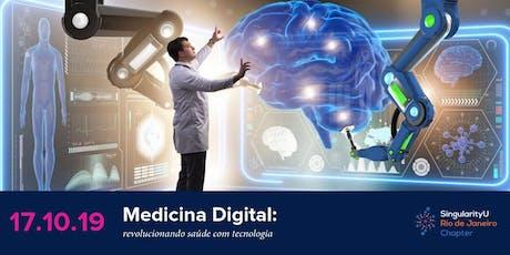 Medicina Digital: revolucionando saúde com tecnologia ingressos