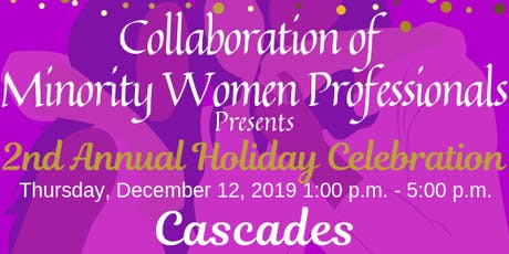 CMWP's 2nd Annual Holiday Celebration tickets