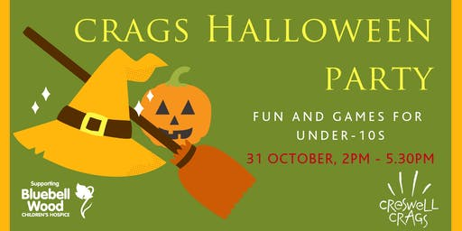 Creswell Crags Halloween Party