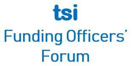 TSI Funding Officers Forum tickets