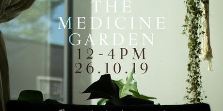 The Medicine Garden tickets