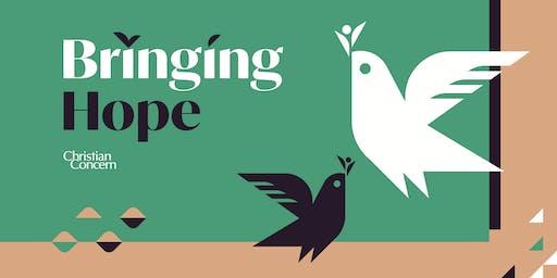 Bringing Hope