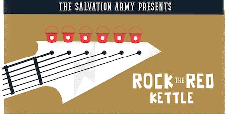 Rock the Red Kettle tickets