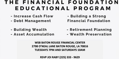 FREE Financial Planning Workshops tickets