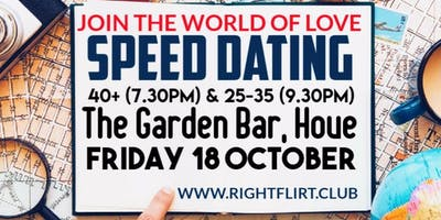 40+ Speed Dating