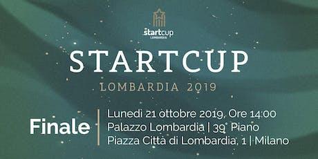 StartCup Lombardia 2019 - Evento Finale Edizione 2019 biglietti