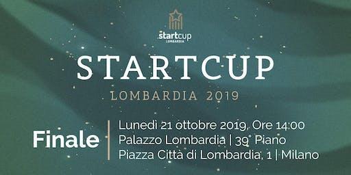 StartCup Lombardia 2019 - Evento Finale Edizione 2019