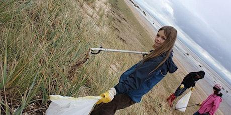 Plastics Clean up at Titchwell beach tickets