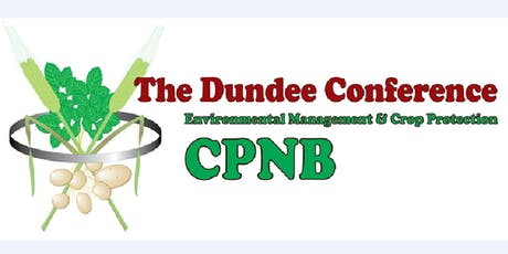 CPNB 2020 - Environmental Management & Crop Production tickets