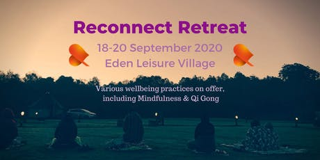 Reconnect Retreat - Eden Leisure Village, Cumbernauld tickets