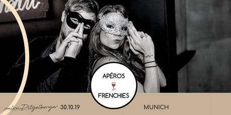 Apéros Frenchies Masquerade Night - Munich Tickets