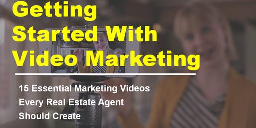 Getting Started With Video Marketing For Real Estate Agents