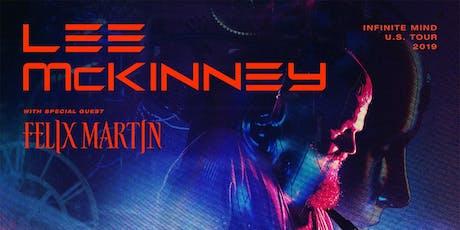 Lee McKinnley - Infinite Mind Tour tickets