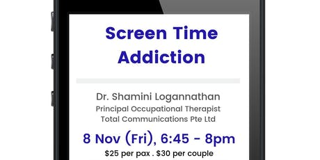 How to Manage Screen Time Addiction in Children? tickets