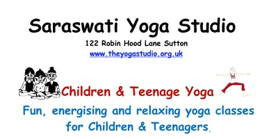 Saraswati Yoga Children & Adults