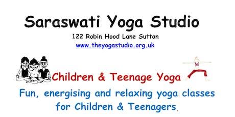 Saraswati Yoga Children & Adults tickets
