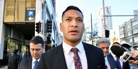 Folau and Banerji: What Can You Really Say on Social Media? tickets