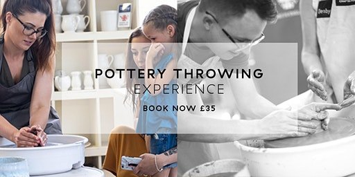 Pottery Throwing Experience