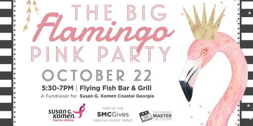 The Big Flamingo Pink Party