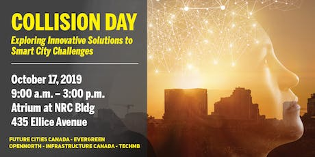Collision Day: Smart Cities - October 17, 2019 tickets