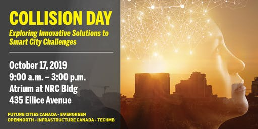 Collision Day: Smart Cities - October 17, 2019