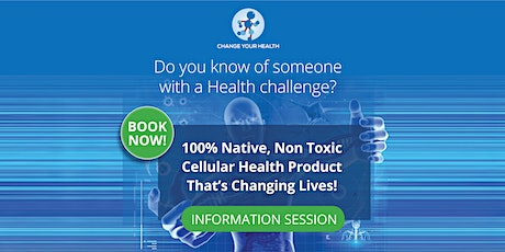 Discover Redox Molecules with Change Your Health - ASEA tickets