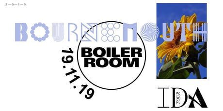 Boiler Room Bournemouth: IDA Tour + Kiara Scuro & Sower tickets
