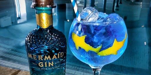 Gin Garnish Class with Gin&Domic