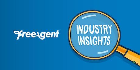 Industry Insights with FreeAgent - Rainham tickets