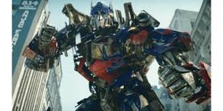 FREE family film - Transformers tickets