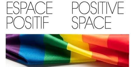 Espace Positif tickets