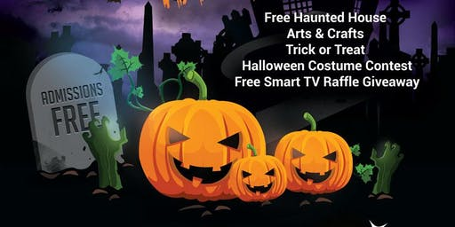 ITM Haunted House and Trick or Treat