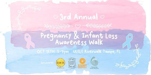 3rd Annual Pregnancy & Infant Loss Awareness Family Walk