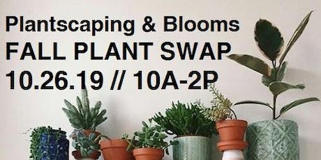Plantscaping Fall Plant Swap tickets